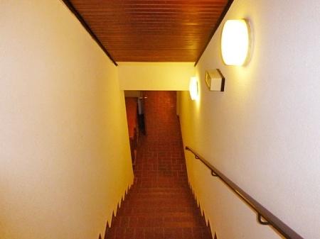 Abgang zum Keller