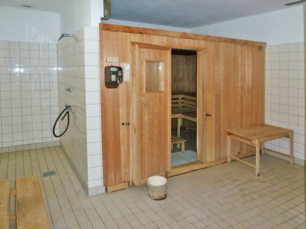 Wellness/Sauna
