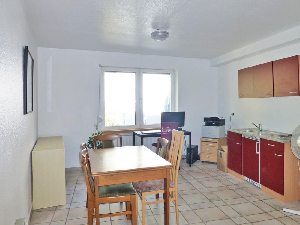 Raum 2 / optional Teeküche