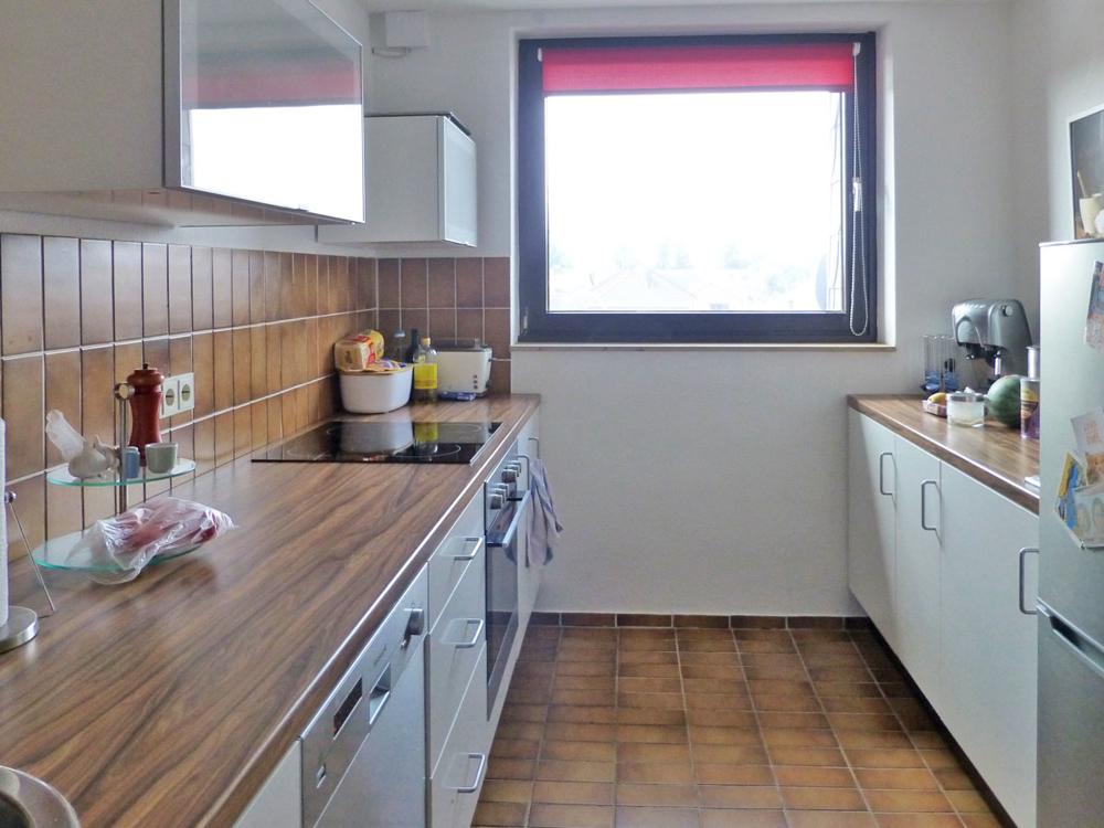 Beispiel ... Küche