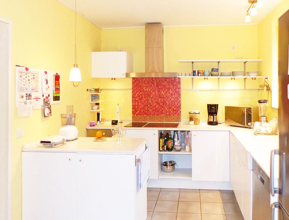 Teilans. Küche