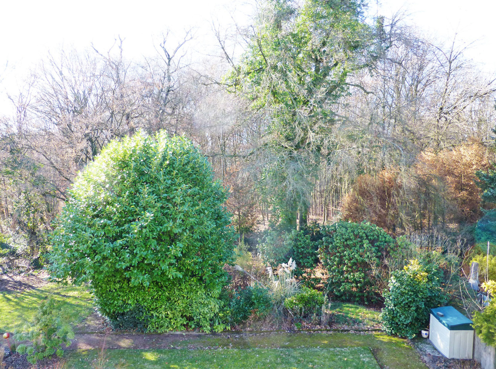 Garten-Teil