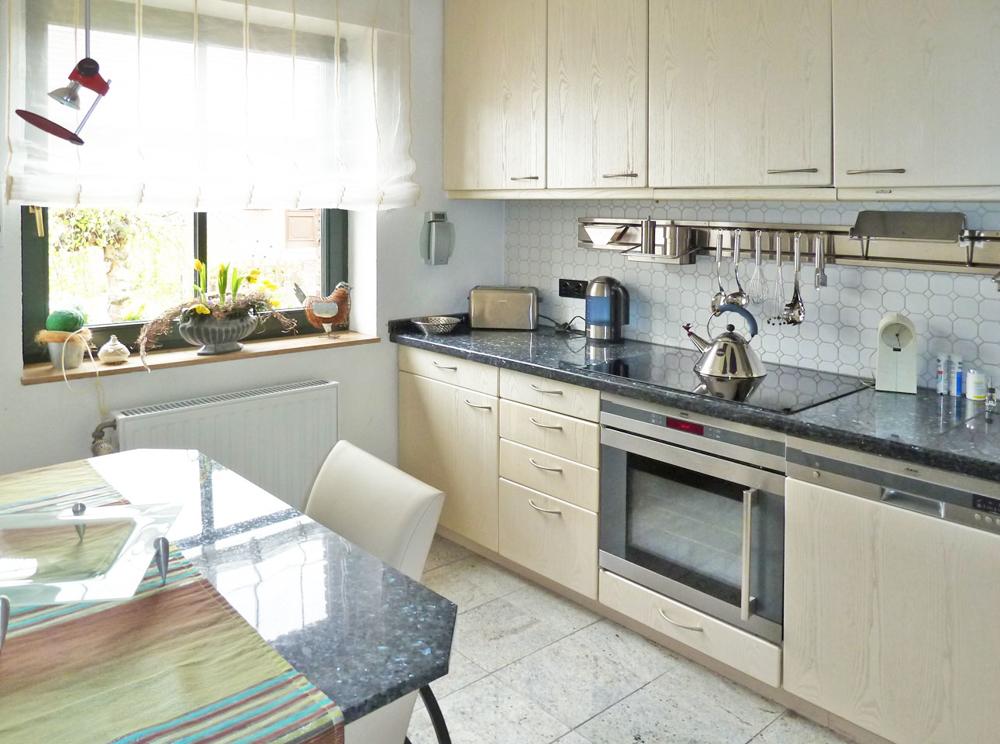 Einrichtungsbeispiel Küche