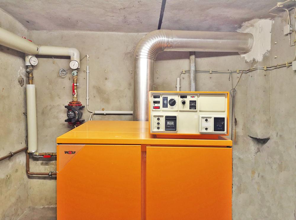 Gas-Zentral