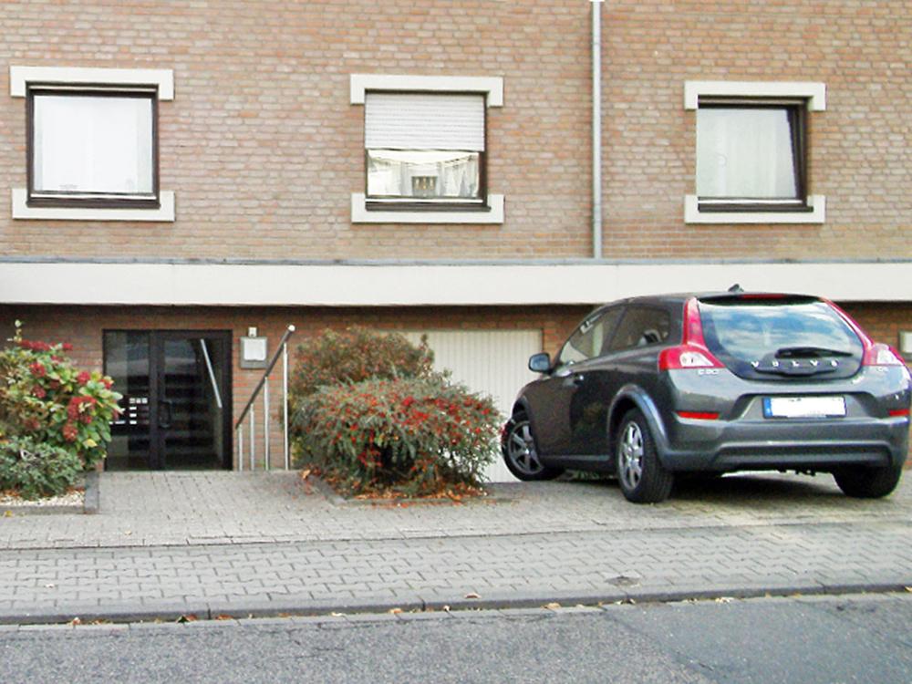Garage-Stellplatz