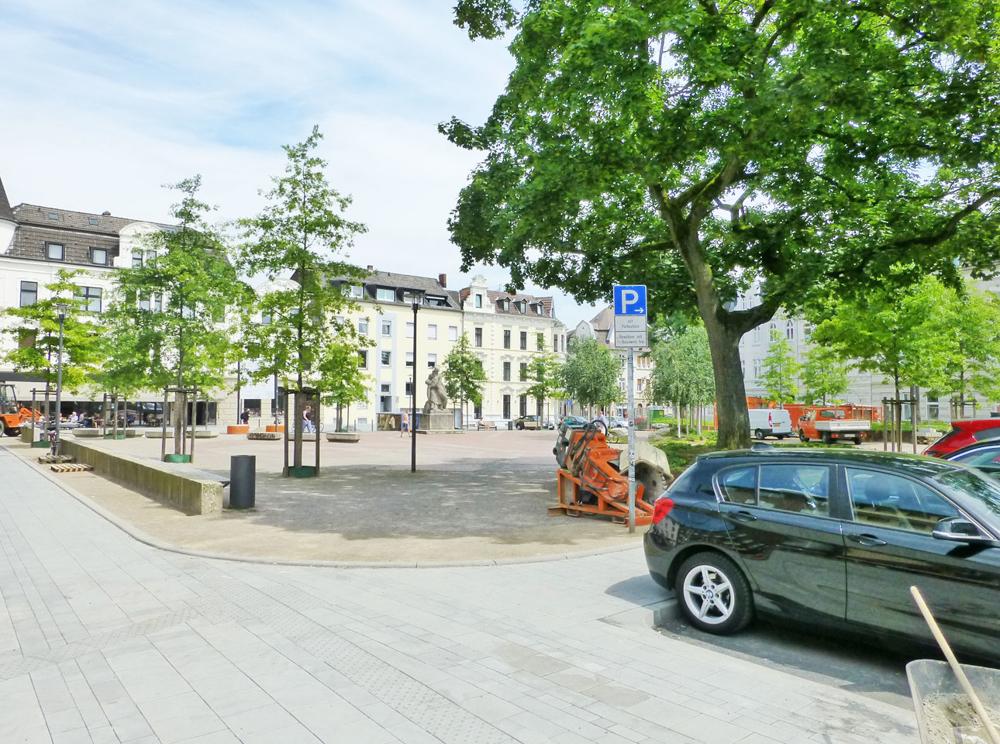 Schillerplatz - Teilans.