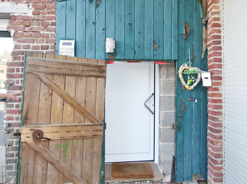 EFH Eingang