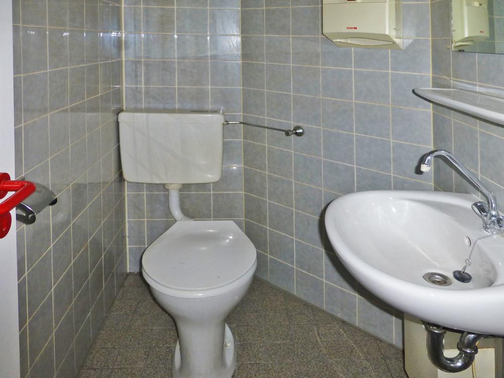 WC 2 OG Pausenraum