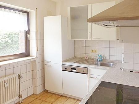 Einbau-Küche