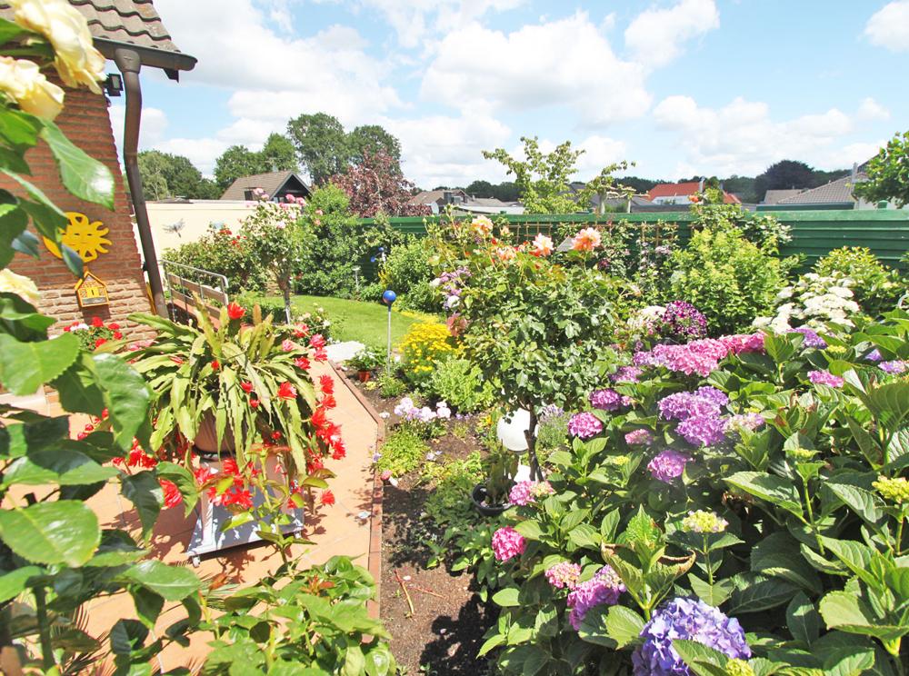 Blüh-Garten