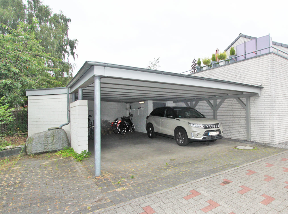 Carport/ NO-Terrasse OG