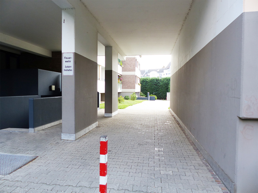 Barrierfreier Zugang
