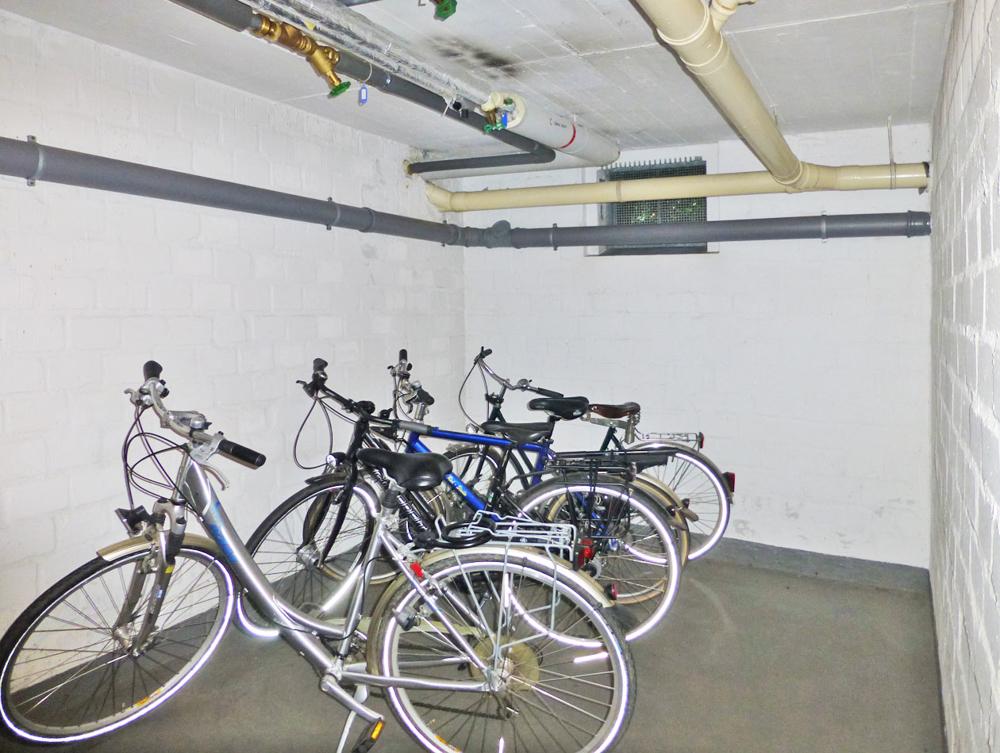 Fahrrad-Keller