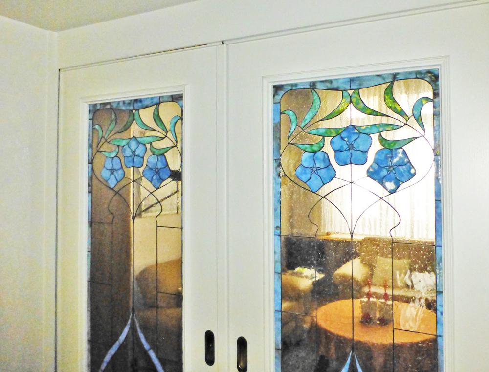 Detail bel étage