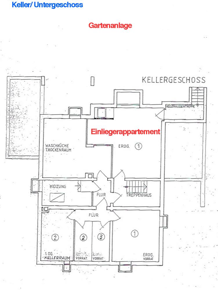 UG/ Appartement