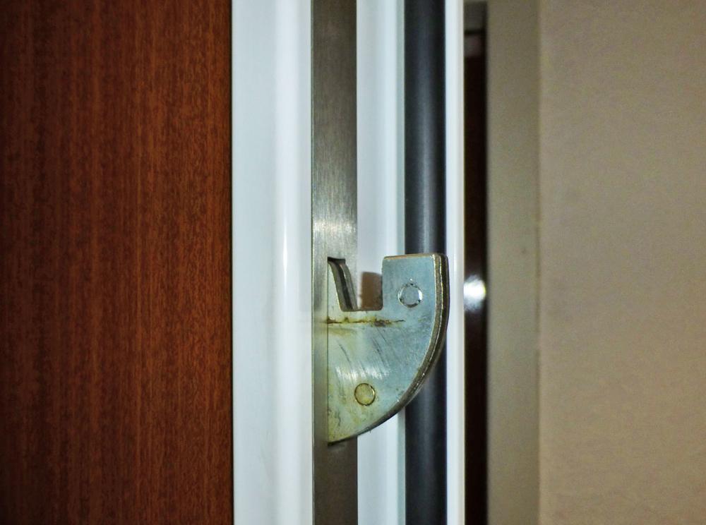 Detail WE-Tür