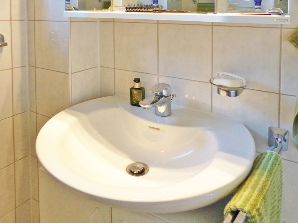 Detail Duschbad