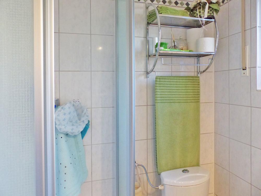 Teilansicht Duschbad