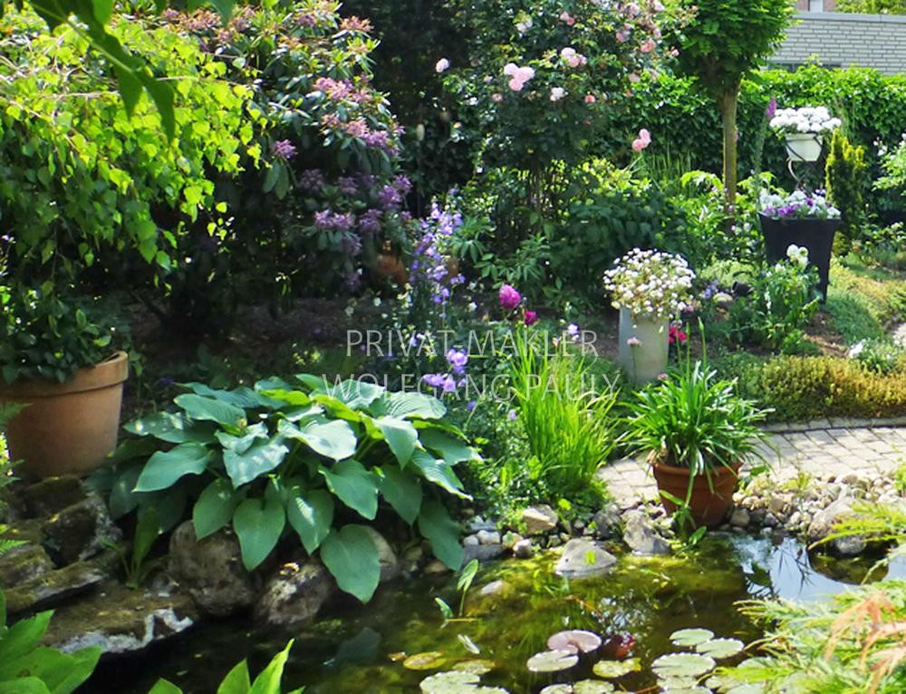 Gartendetail