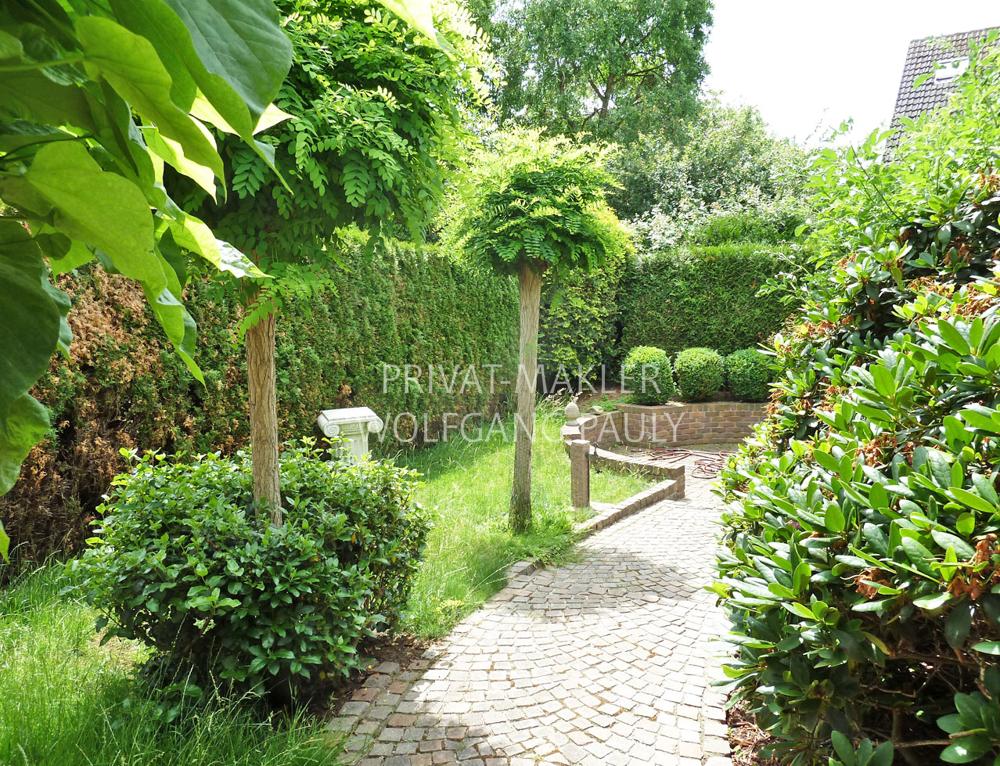 Detail Garten
