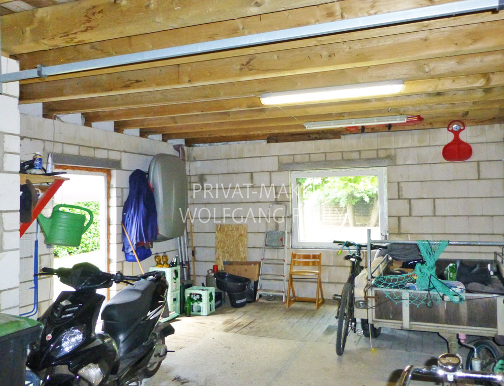 Garage/ Stauraum