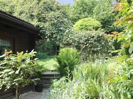 II Teilansicht Garten