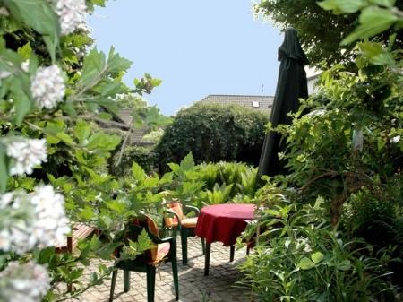 III  Teilansicht Garten