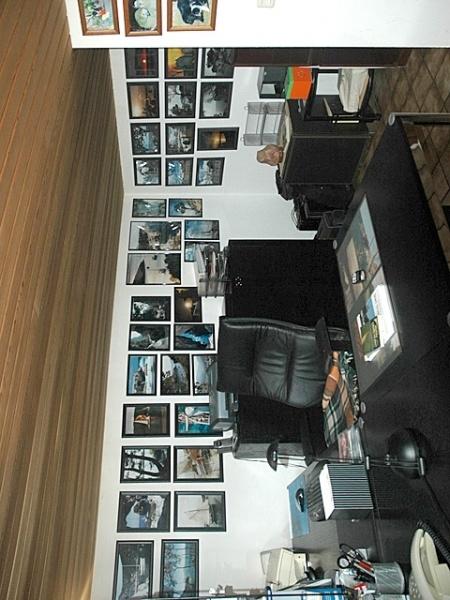 Büro im EG.