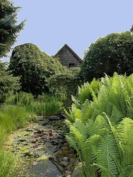 VI Teilansicht Garten