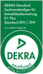 DEKRA Zertifizierung