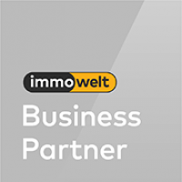 immowelt Business Partner Logo