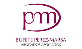 Logo Bufete Perez-Marsa