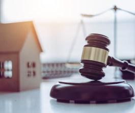Rechtsspruch bei der Aufteilung einer Erbschaftsimmobilie