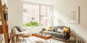 Modernes Wohnzimmern