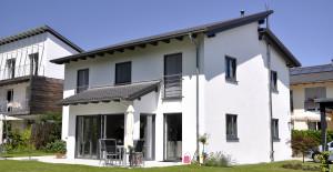 Moderne Einfamilienhaus