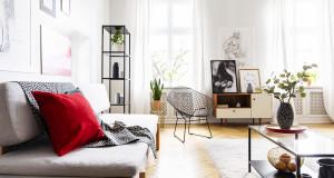 Altbau Wohnzimmer