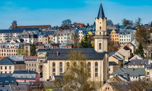 Kirche in Plauen