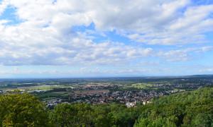Landschaft Alsbach