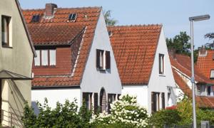 Einfamilienhaus Siedlung