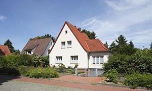 Einfamilienhaus in ruhiger Wohngegend