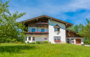Einfamilienhaus in der Natur