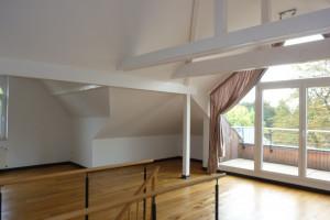 Einfamilienhaus Räume mit hohen Decken