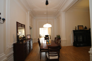 Einrichtung luxuriös in Villa