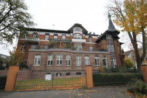 Große Villa in Bonn
