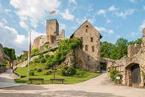 Lörrach Burg
