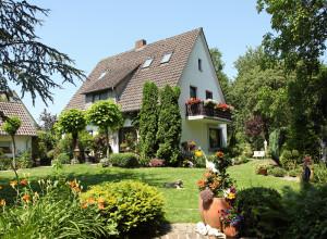Haus im Grünens