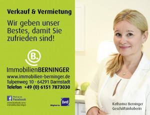 Maklerin Katharina Berninger
