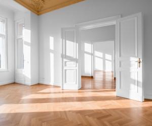 Leerstehende Wohnung in Naumburg