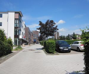 Ulzburg Blick zum Rathaus