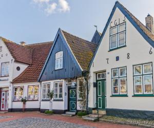 Alte Häuser in Holm